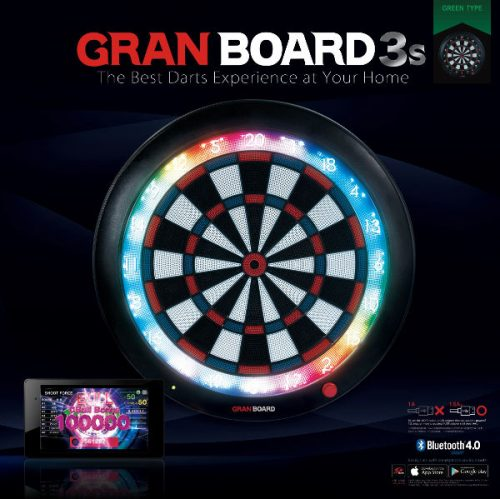 granboard3s softip dartboard box