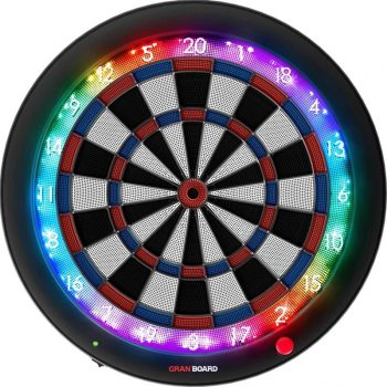 granboard 3s softip dartboard blue